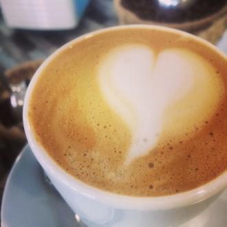 Scoops Gelatiland -- Latte